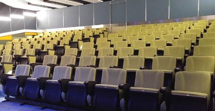 butacas especiales para auditorios