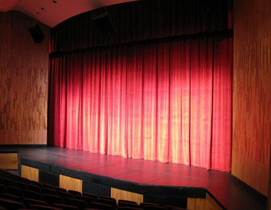 telones baratos para teatros