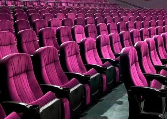 fabricando butacas para cines