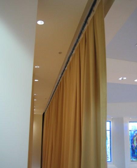 cortinas acusticas ignifugas m1