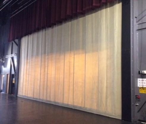fabricacion de telones de teatros