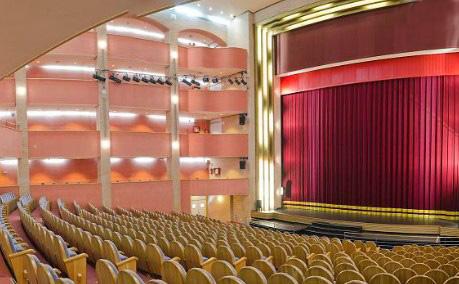 telones en almeria para teatros