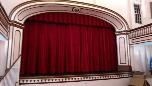 telón de teatro