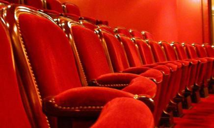butacas clásicas para teatros