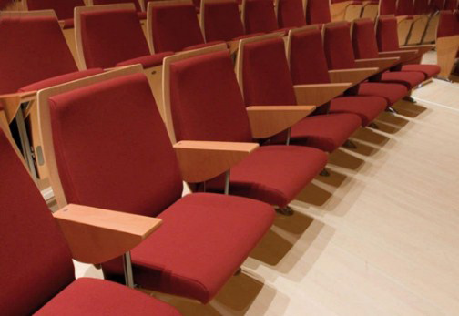 butacas para salas de conferencias