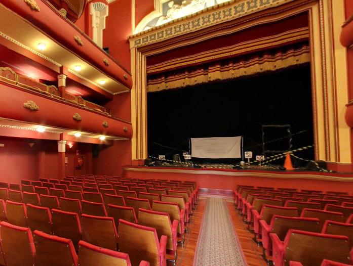 butacas de teatros en valencia