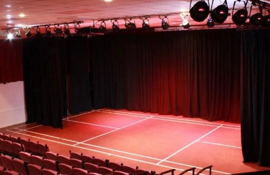 telones para eventos teatrales