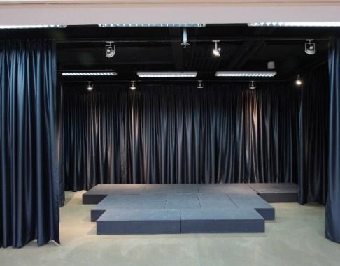 telones de fondo para cajas escénicas en teatros